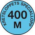400 m